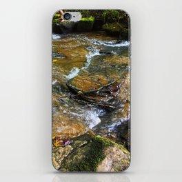 The crick iPhone Skin