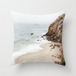Malibu Dream Throw Pillow
