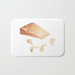 Parmigiano-Reggiano Cheese Bath Mat