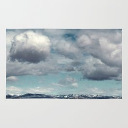 Clearly Cumulus Rug