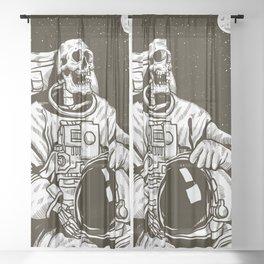 Astroskull Sheer Curtain