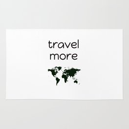 Travel More Rug