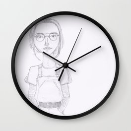 Edith Wall Clock