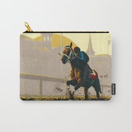 Kentucky Derby Carry-All Pouch