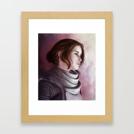 Dreamfall Fanart Framed Art Print