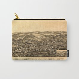 Barre, Vermont 1891 Carry-All Pouch