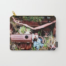 Rust Bucket Carry-All Pouch