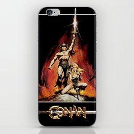 Conan iPhone Skin