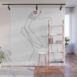 Feminine Minimalism Wall Mural