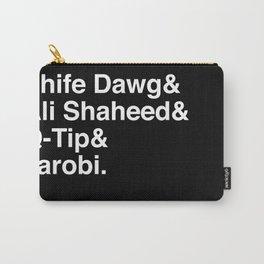 Phife Dawg & Ali Shaheed & Q-Tip & Jarobi. Carry-All Pouch