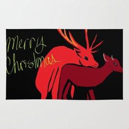 Reindeer games Rug
