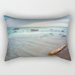 the drift wood Rectangular Pillow