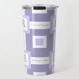 Read Jane Austen Travel Mug