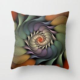Jardinere Throw Pillow