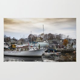 Kennebunkport Habor  Rug