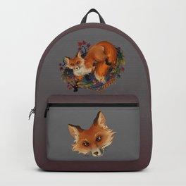 Sly Fox Spirit Animal Backpack