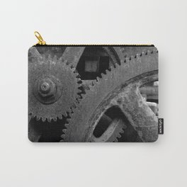 Big Gears Carry-All Pouch
