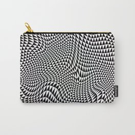 TESSELATION ABYSS Carry-All Pouch