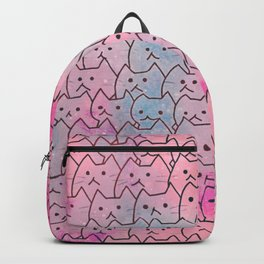 cats new colour 626 Backpack