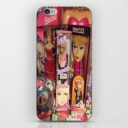 #BarbieLou with tomodachi  iPhone Skin