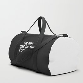 The Cool Kids Funny Quote Duffle Bag