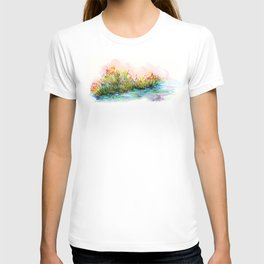 Sunrise Pond T-shirt
