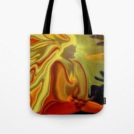 GURU IN MEDITATION Tote Bag