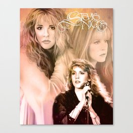 Stevie Nicks | Art Print Canvas Print