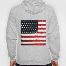 USA Flag ~ American Flag ~ Ginkelmier Inspired Hoody