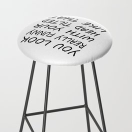 Another Perspective Bar Stool