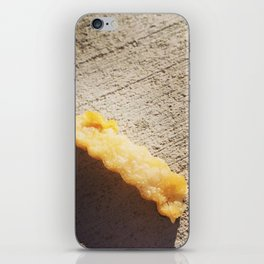 Crinkle Frie iPhone Skin