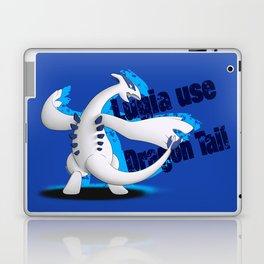 Lugia use Dragon Tail - blue vrs. Laptop & iPad Skin