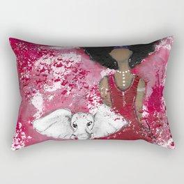 Delta Angel Rectangular Pillow
