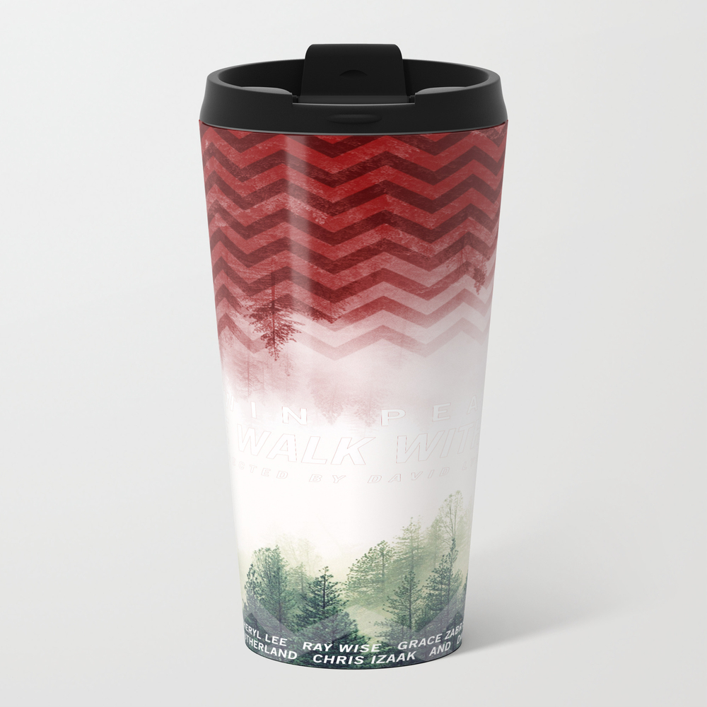 Twin Peaks: Fire Walk With Me Travel Mug TRM8919318