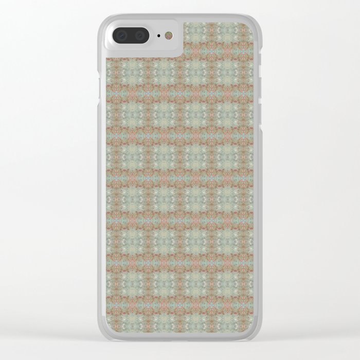 The Not So Secret Garden Expanded Clear iPhone Case