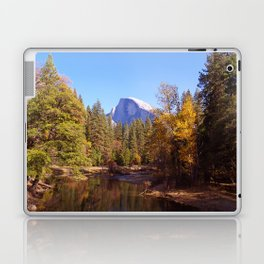Merced River and Half Dome Laptop & iPad Skin