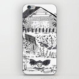 Las Cruces iPhone Skin