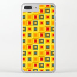 Looks like an Albers to me No. 7 Clear iPhone Case