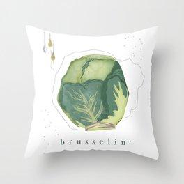 Brusselin Throw Pillow