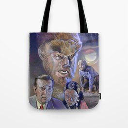 The Wolf Man (1941) Tote Bag