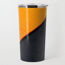 Orange Carpet Travel Mug