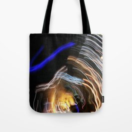 WaterFire (854a) Tote Bag
