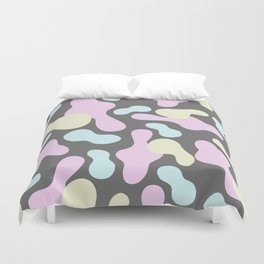 CANDY CAMOU Duvet Cover