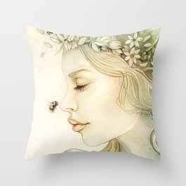Teresa Throw Pillow