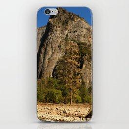 Peaceful Yosemite Valley Scene iPhone Skin