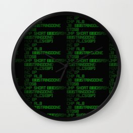 Source code led 01 Wall Clock