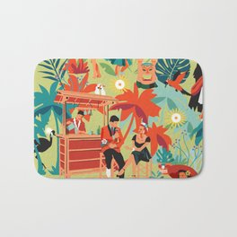 Resort living Bath Mat