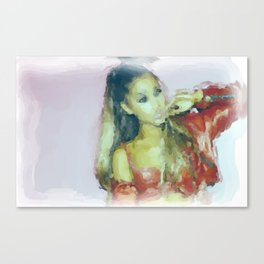 Ariana Canvas Print
