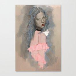 Classic Beauty Canvas Print