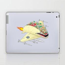 Taco Fighter Jet Laptop & iPad Skin